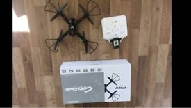 Drone with app and camera