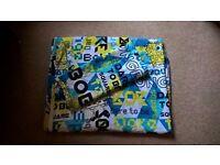 spongebob quilt cover and pillow case