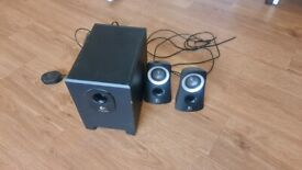 Logitech Z313 Speakers with Subwoofer
