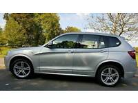 BMW X3 excellent condition! Low miles. Must sell