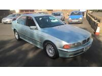 BARGAIN BMW 520 RWD MANUAL LONG MOT RELIABLE CAR £595 PX WELCOME ** DRIFT**