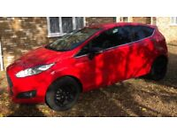 Ford Fiesta 1.25 only 22000 miles with full ford service history