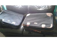 2 x Suitcases