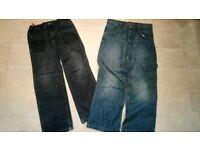 Kids jeans, age 10/11yrs