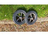 Bugaboo wheels