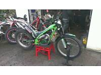gas gas txt 125 2010 not field bike/pitbike/crosser
