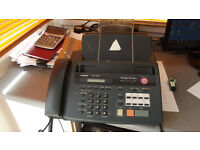 Brother FAX - 930. Plain paper fax machine