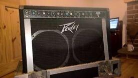 Peavey Stereo 400 Chorus with Flight Case
