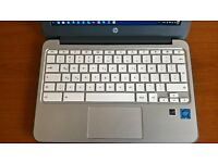 "HP Chromebook 11"" mint condition"