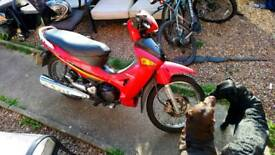 Honda innova 125cc