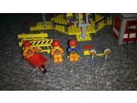 Lego 7905 crane hard to find