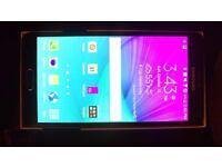 Samsung Galaxy Note 4. Perfect Condition. 32GB Black Unlocked Smartphone. 2 free cases
