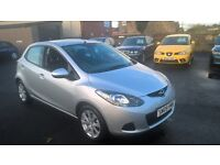 BARGAIN 2009 MAZDA 2 DIESEL CHEAP TAX AND CHEAP TO INSURE PX WELCOME