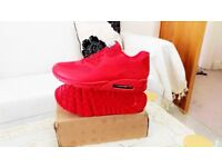 nike air max 90 hyperfuse red independance day all sizes inc delivery paypal xx