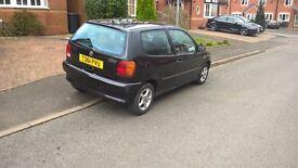 Volkswagon Polo 1.4 Petrol. 99000 miles.