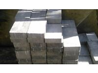 NEW GREY BLOCK PAVING BLOCKS