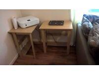 Desk for sale. Suitable for Laptops. PCs etc.