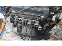 1989 BMW K100 motorcycle parts for sale.