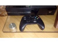 Xbox one with controller