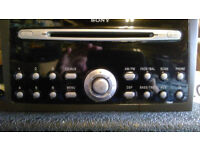 Ford Mondeo Sony Radio CD with MP3