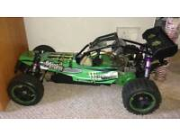 Rc car/buggy/truck