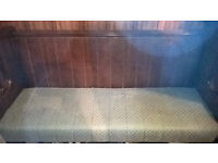 church style pew / bench / wooden