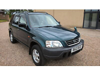 HONDA CR-V 2.0 PETROL , YEAR M.O.T , PERFECT CONDITION