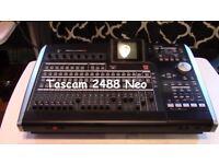 Tascam 2488neo studio