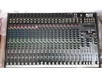 Alto Professional Live 2404 Mixing Desk