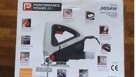 Performance Power Jigsaw 550W