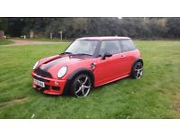 Swap sell mini 7ltd edition jcw factory kit 56 reg full mini history 1 years mot 117k miles