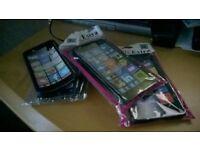 Bundle of Nokia Lumia Protecive Covers