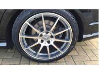 Mercedes alloys x4 (c class , a class )