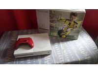 Xbox One S 500gb with original box.
