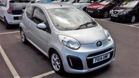 CITROEN C1 HATCHBACK 1.0i Edition (grey) 2014
