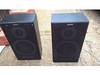 For sale Sony speakers