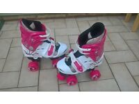 Osprey roller skates, NEARLY NEW