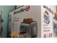 New breville toaster
