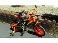Kids bike boys