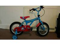 thomas the engine bike