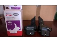 Britax Baby Safe Adapters for use with Britax Pushchairs
