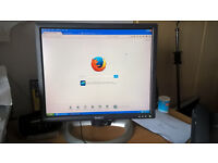 Dell ultrasharp lcd monitor