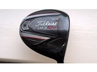 Titleist 913 Driver (Stiff Shaft,Headcover and adjustment tool ) D2 Model