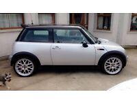 Mini one 2004 1.6 petrol