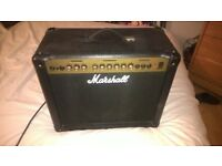 Marshall amplifier G30R CD 80 watt guitar amplifier