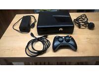 Xbox 360 slim console 320gb