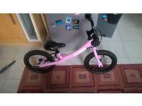 Ridgeback scoot xl pink
