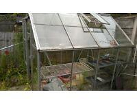 Greenhouse 6 x 8