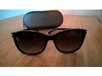 Emporio Armani cat's eye sunglasses (reduced to sell)