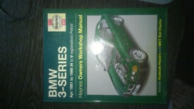 Haynes BMW 3-Series Service Manual